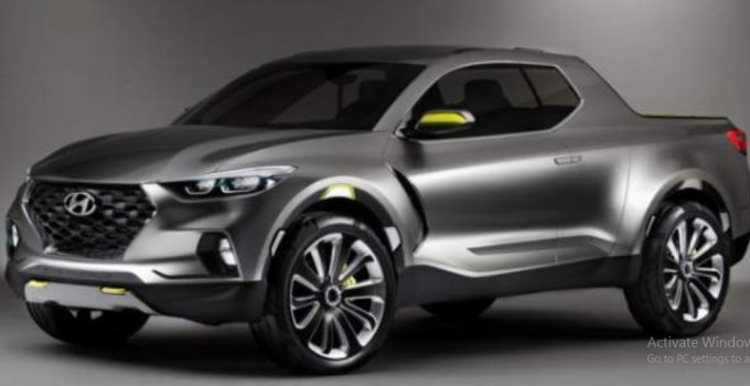 Hyundai 2019 Santa Cruz