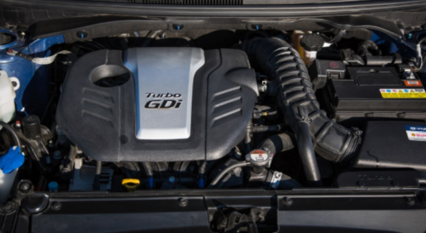 2019 Hyundai I20 Engine