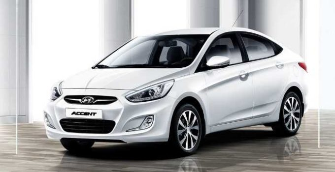 New 2022 Hyundai Accent Exterior