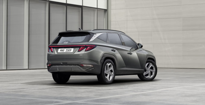 Preview 2022 Hyundai Tucson Goes Long Deep On Screens Style