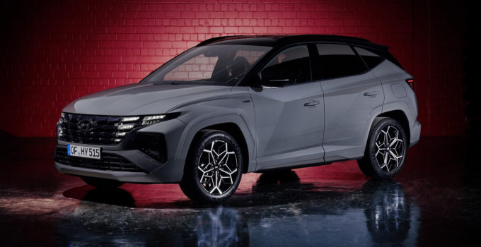 Preview 2022 Hyundai Tucson N Line Revealed With Sporty Loo